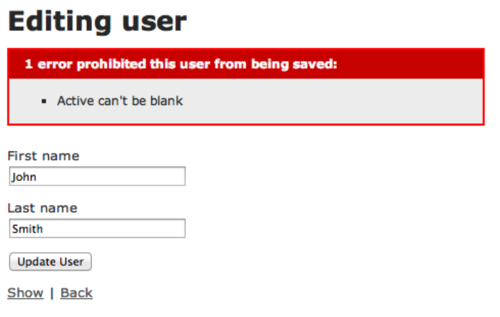 Fig. 1 - How to frustrate your users
