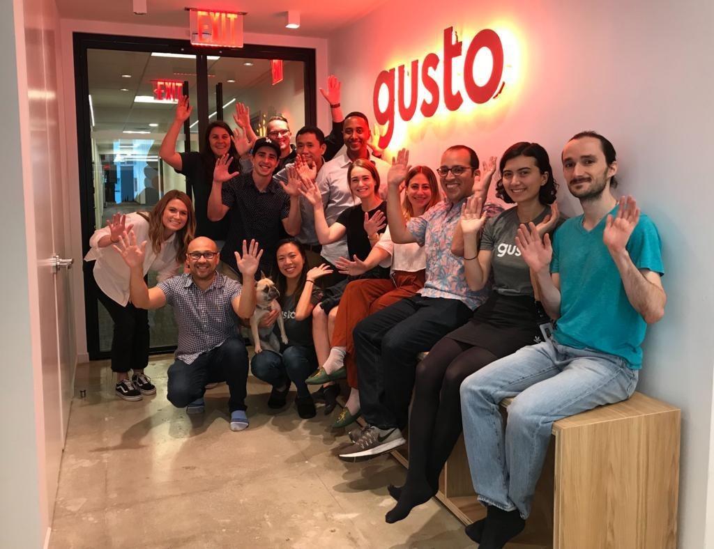 Hello, New York! Launching Gusto's Newest Homebase